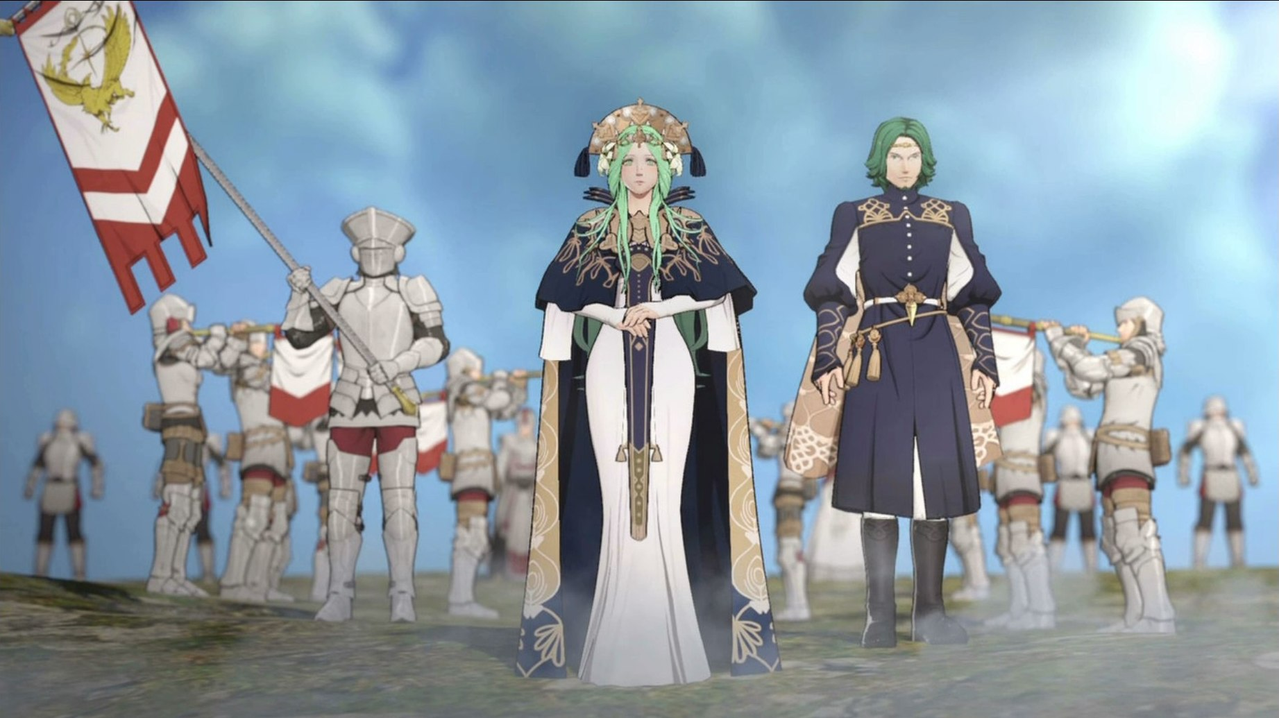 Fire Emblem Three Houses New Dlc Sheds Light On An Overlooked Character Usgamer