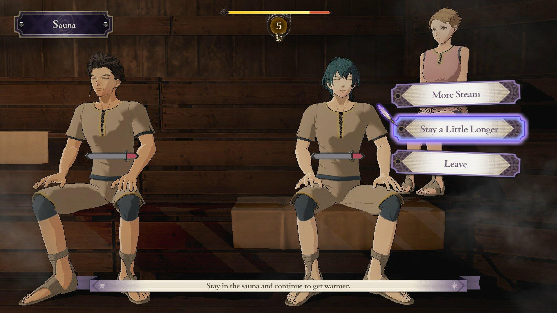 New Fire Emblem: Three Houses DLC Has Everyone Thirsty