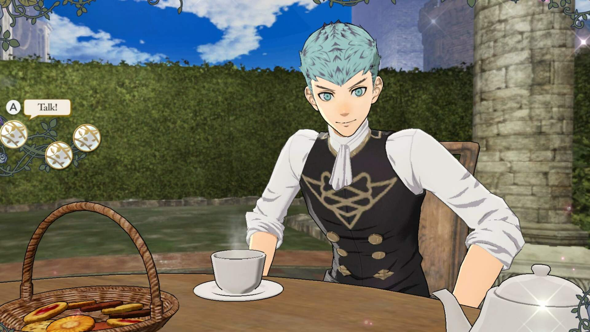 Fire Emblem Three Houses: How to Get a Perfect Tea Party With All Characters