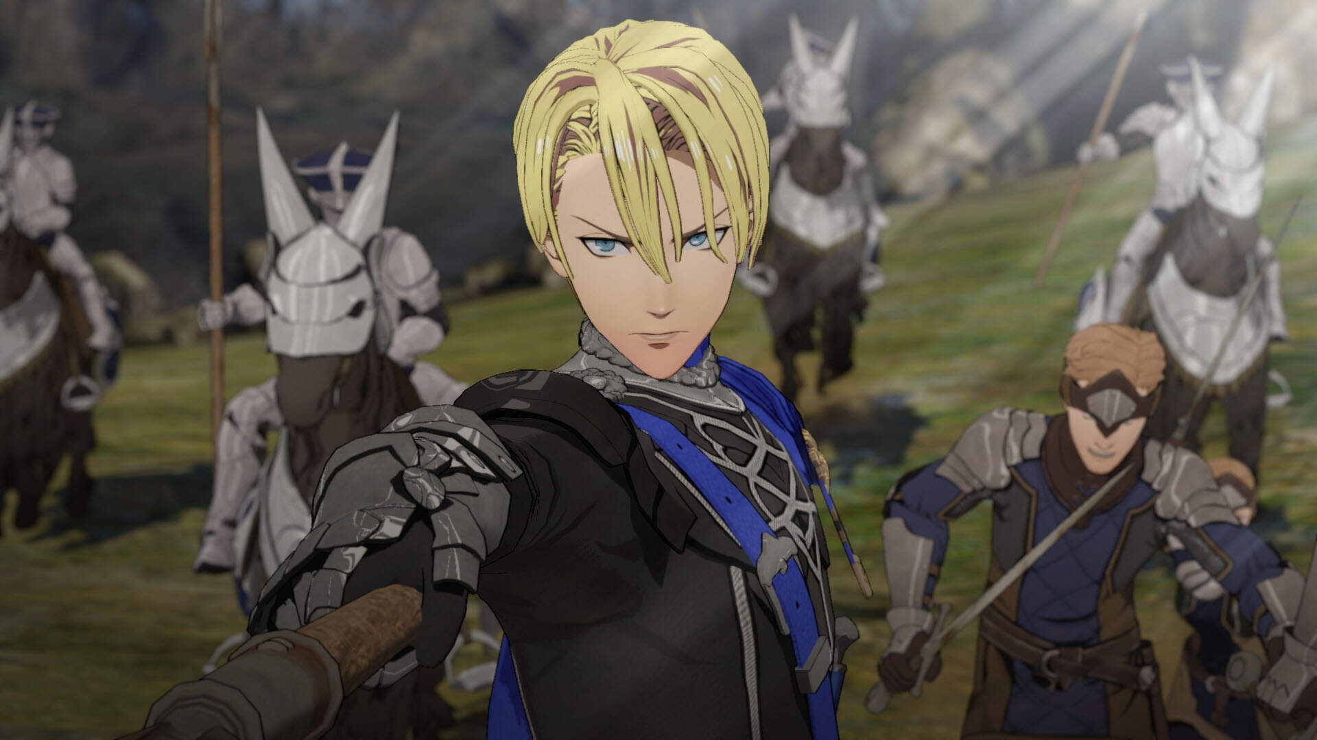 Fire Emblem: Three Houses Hackers Find Secret Blue Lions Conversations Only Accessible Through Mods