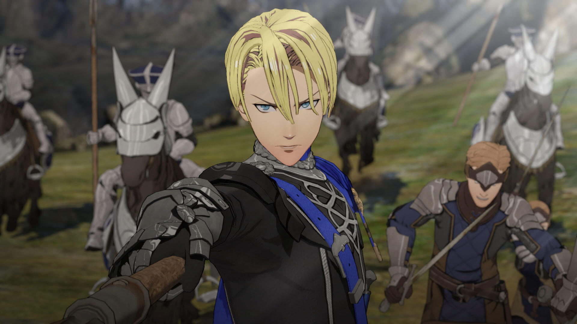 Confirmed: Fire Emblem: Three Houses Has Same-Sex Romance Options