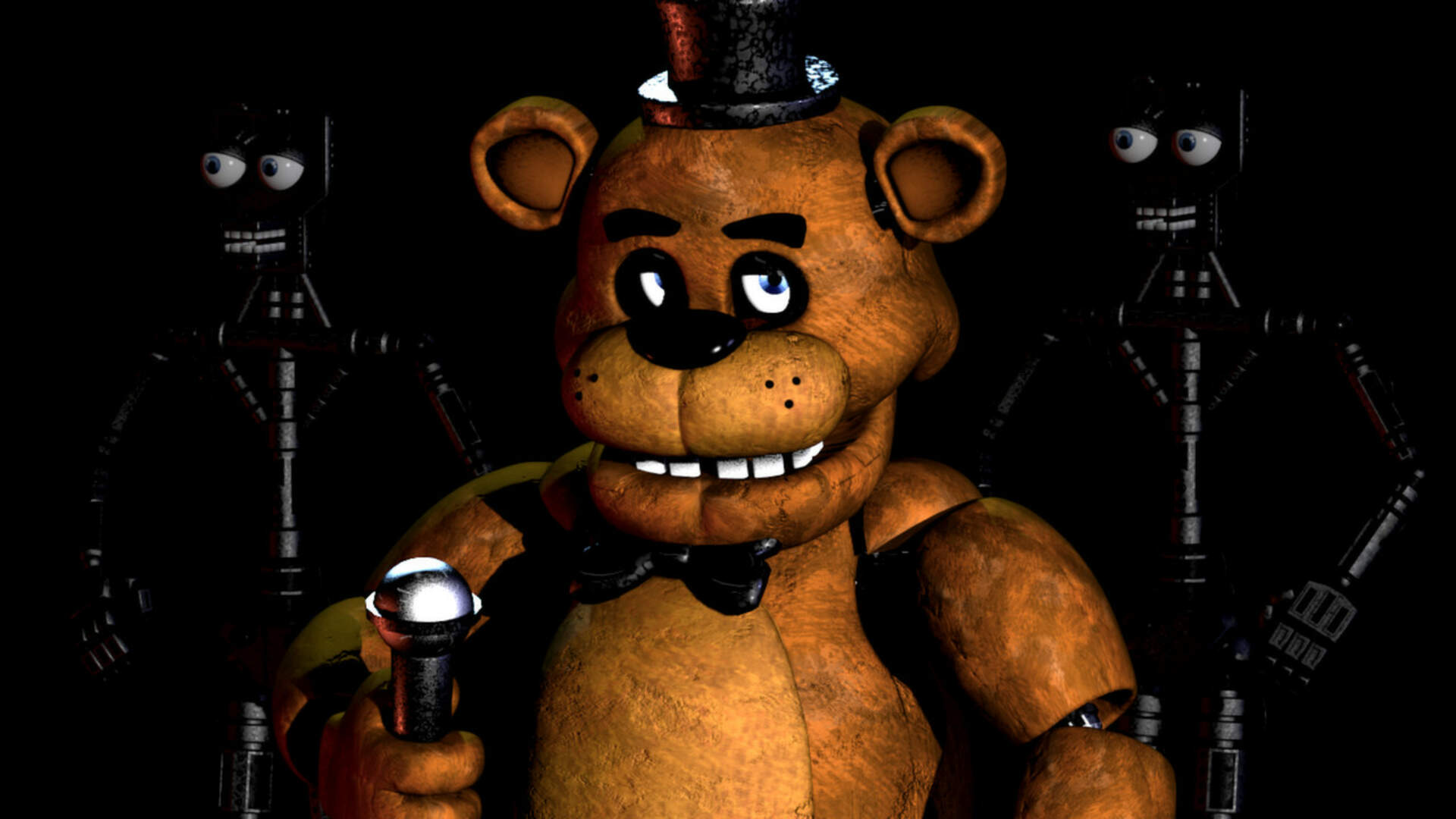 Five Nights at Freddy's VR Might Be About to Get in Your Face
