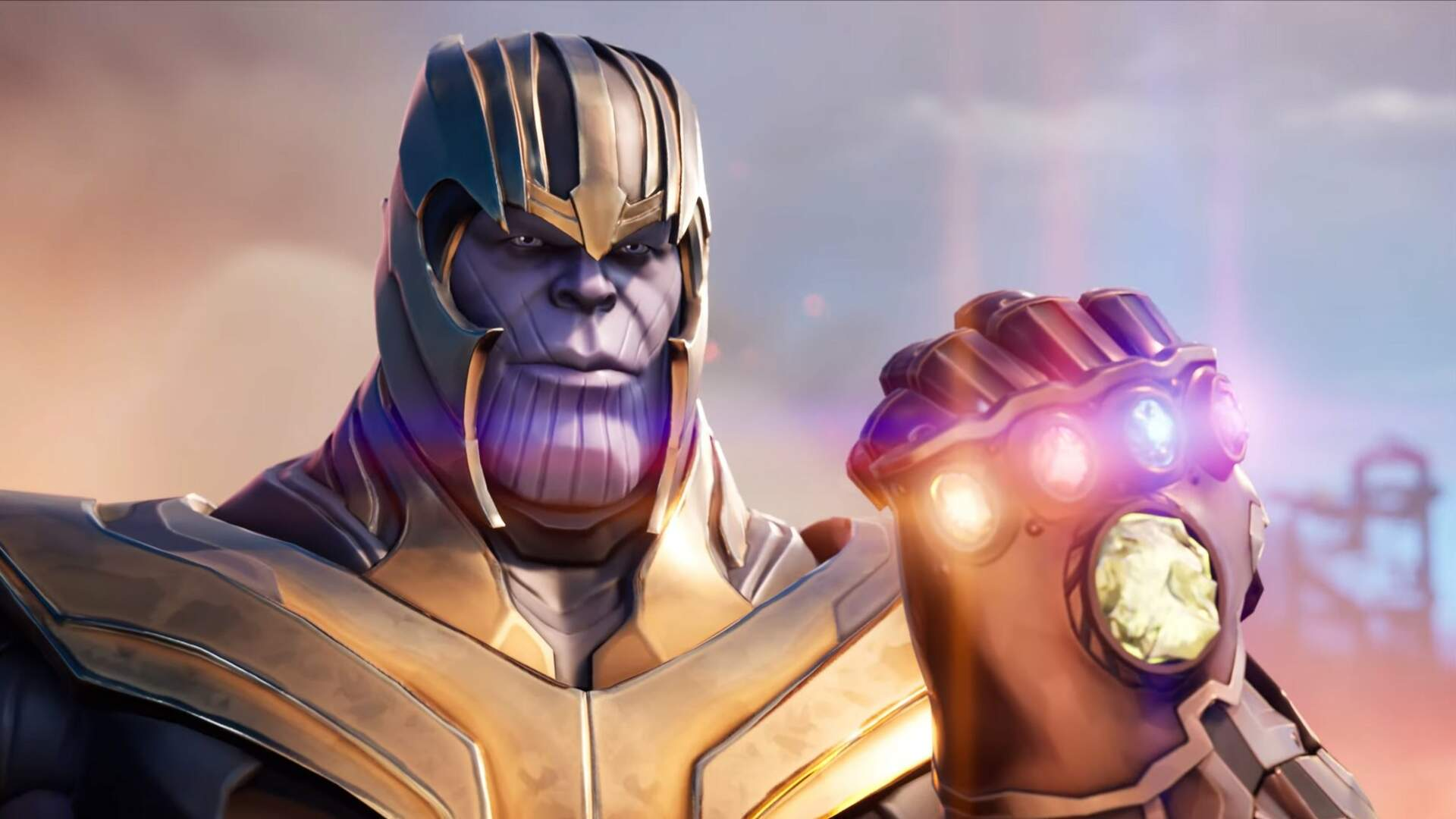 The Fortnite x Avengers Endgame Event is Here