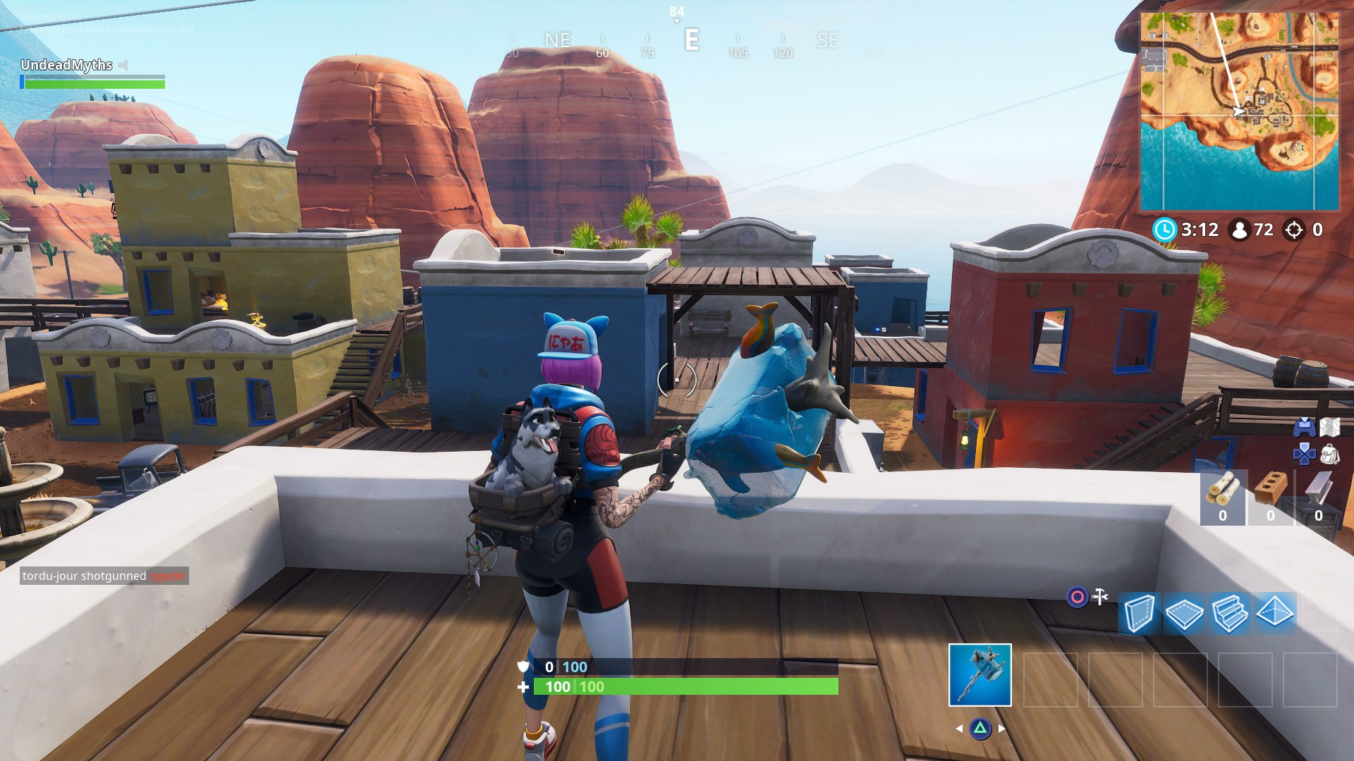 Fortnite Map Guide - Best Places to Land in Fortnite ...