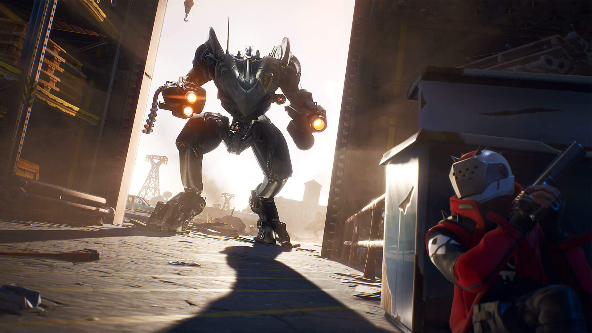 Epic Isn't Budging On Fortnite's Mechs, Despite Player Protests