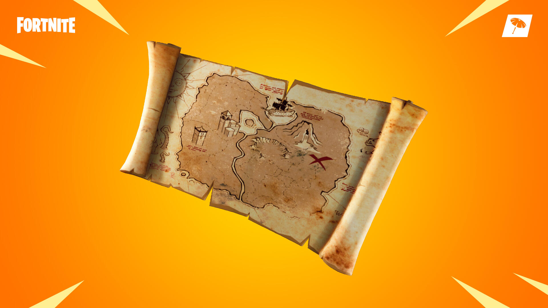There's Buried Treasure to Find in Fortnite Battle Royale Patch 8.01