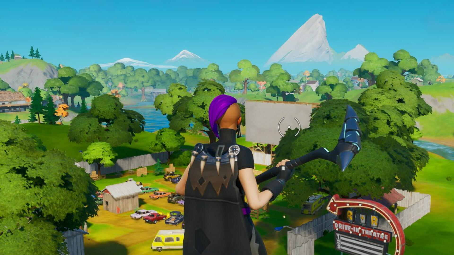 Fortnite 2 Map All Named Locations And Landmarks On The