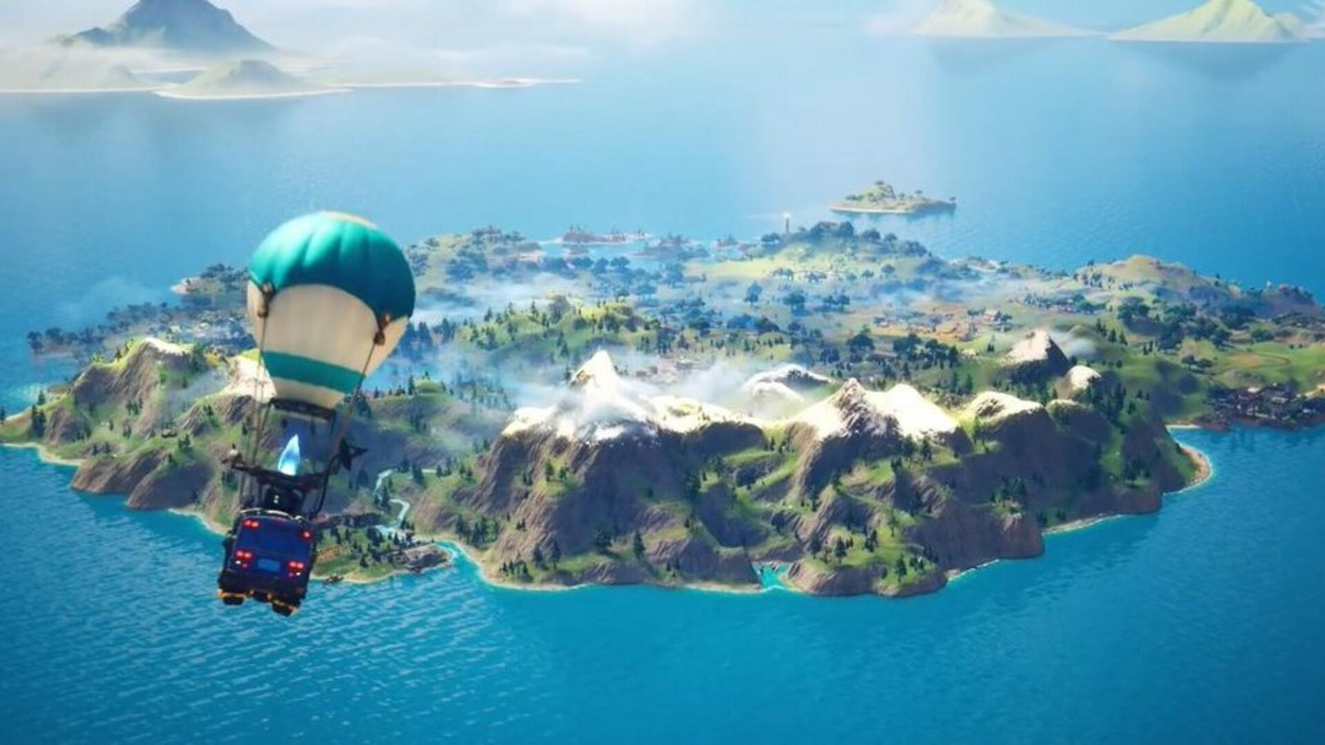 Surprise! A Big Patch for Fortnite Chapter 2 is Live [Update]