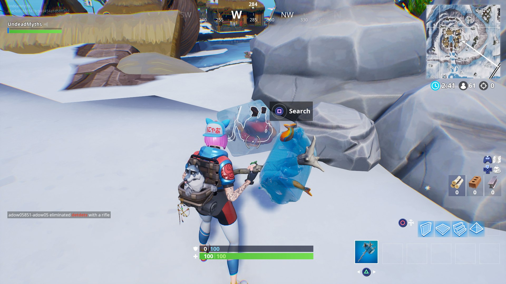 Fortnite Chilly Gnome Locations Where To Search Chilly Gnomes In Fortnite Battle Royale USgamer