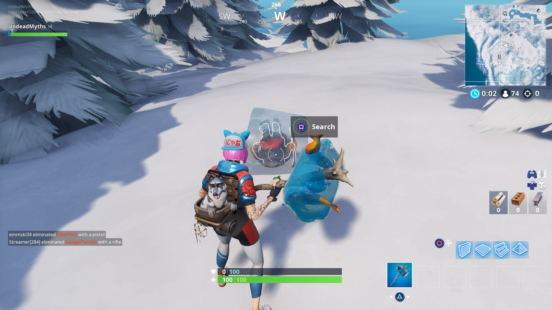 Fortnite Chilly Gnome Locations Where To Search Chilly