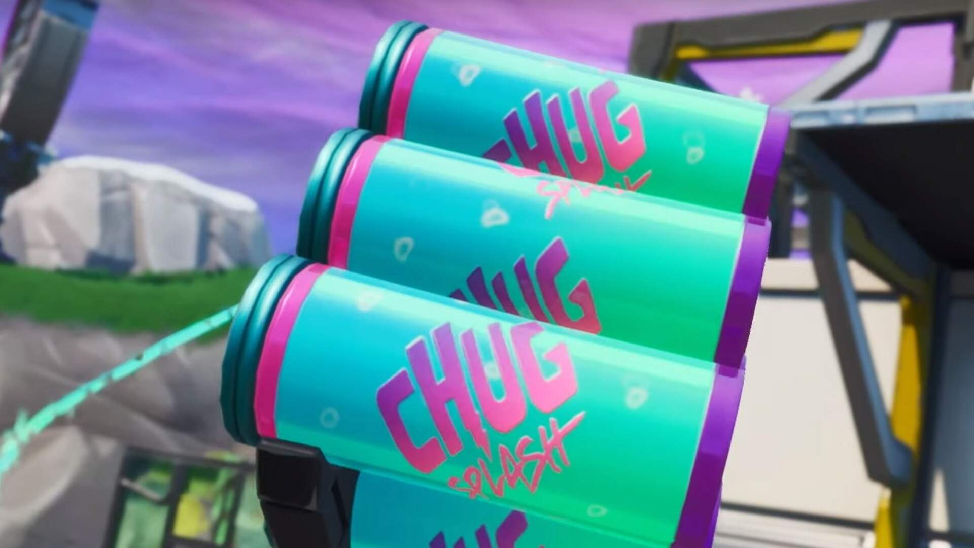 Fortnite v9.30 Patch Notes Introduces the Chug Splash