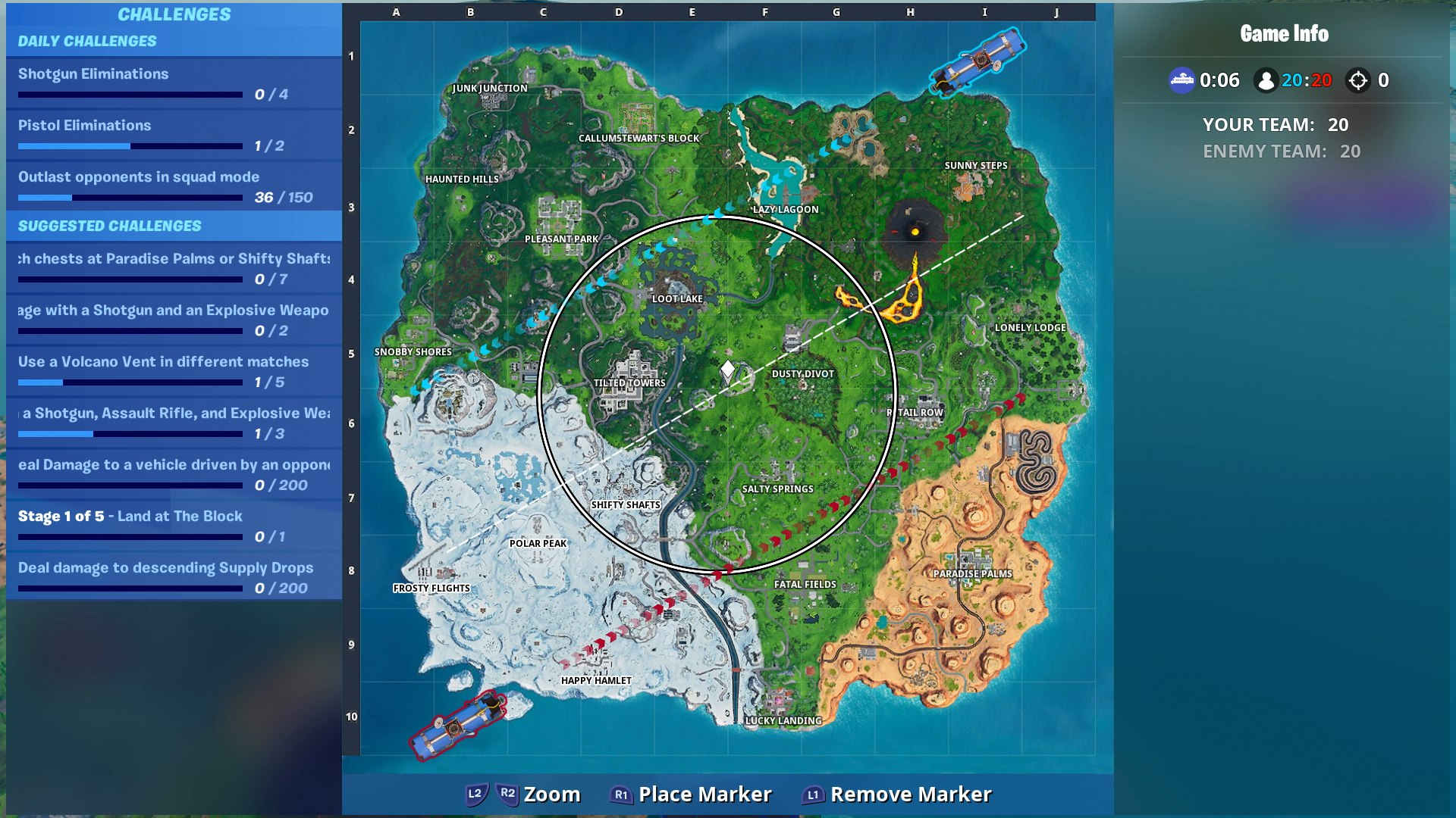 Fortnite Avengers Infinity Stones How To Find Infinity
