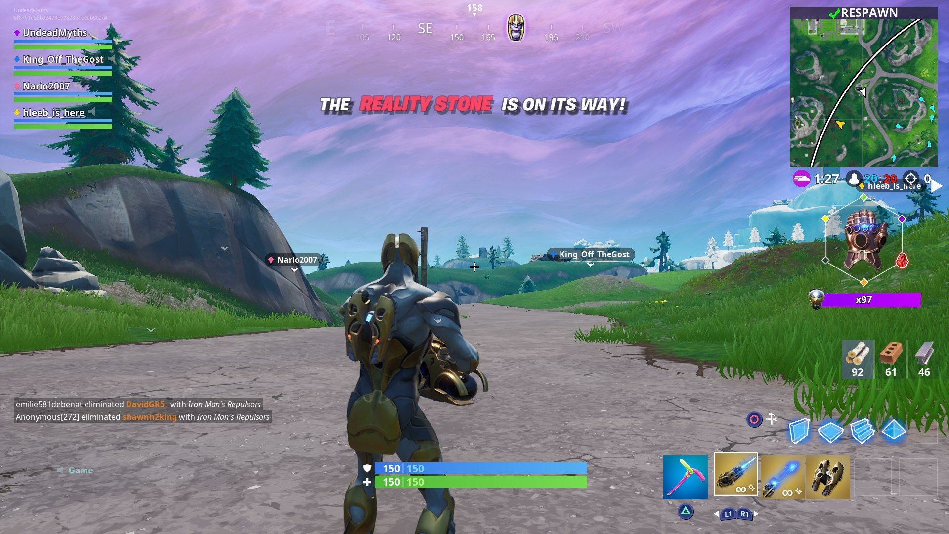 View Fortnite Avengers Endgame Download Pictures