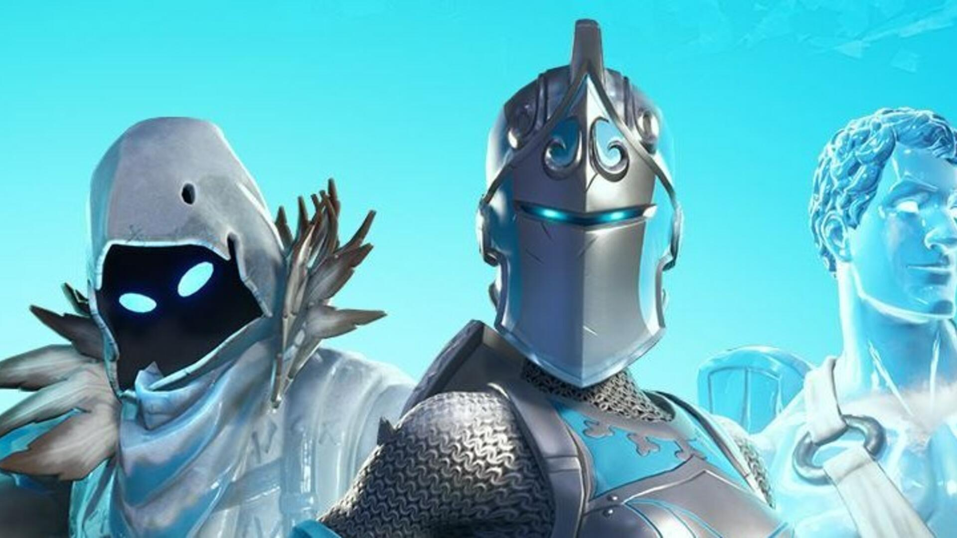 Fortnite's Frozen Legends Pack Removed From Shop After Only Two Weeks