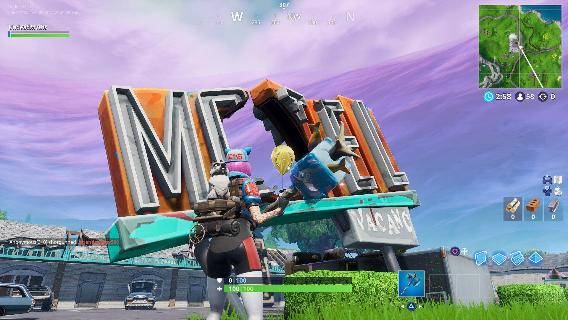 Fortnite Golden Balloon Locations - How to Find All the Fortnite Golden Balloons