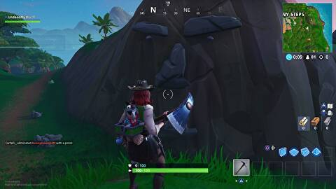 the giant face in the jungle hirun cryer usg epic - giant face in desert jungle and snow fortnite