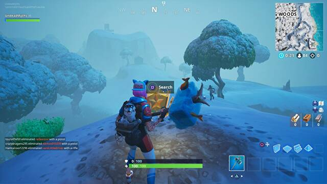 Fortnite Where To Search Between A Mysterious Hatch, A
