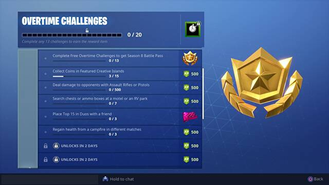 Fortnite Season 8 Release Date Battle Pass Free Theme Map Changes Everything We Know Usgamer