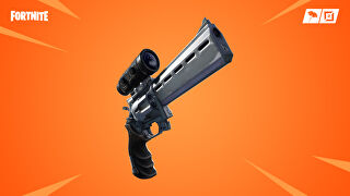 Fortnite Patch V7.20 führt den Scoped Revolver ein