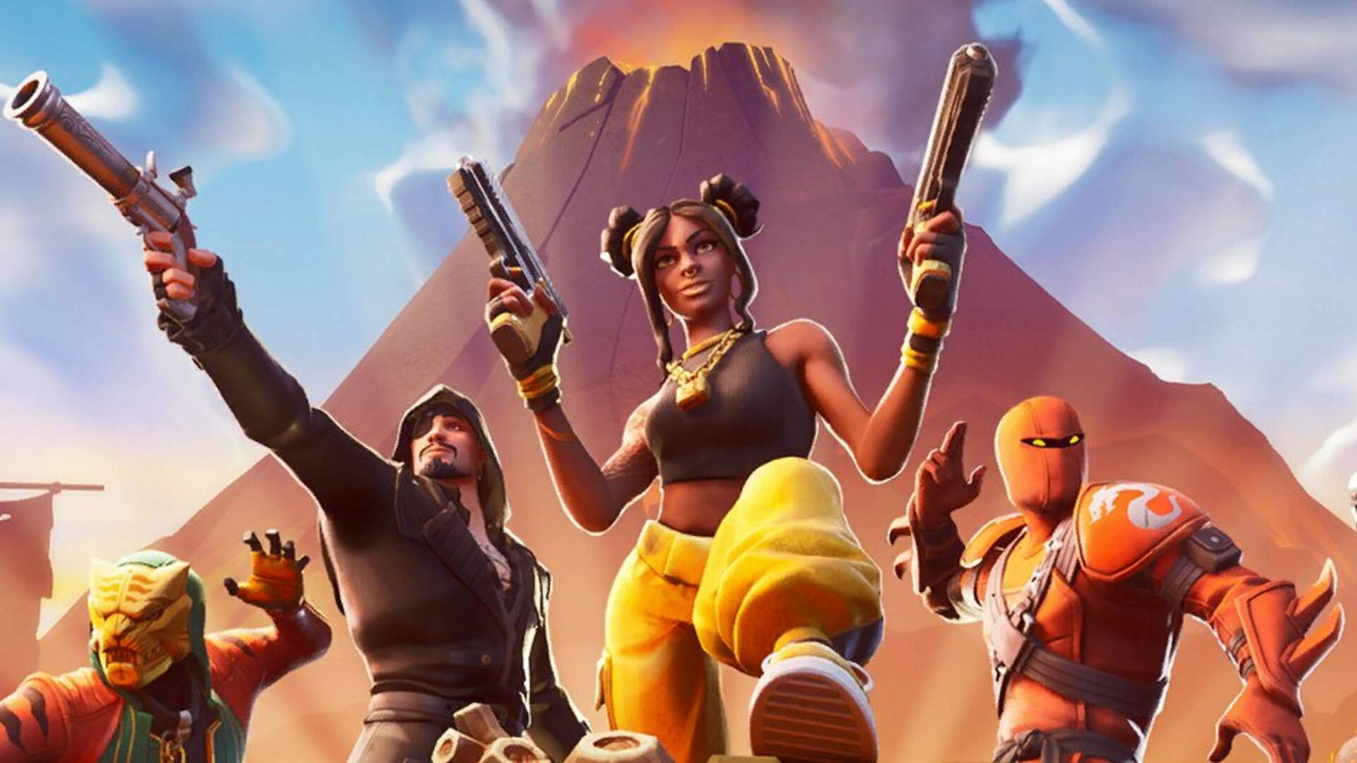 Fortnite Week 1 Challenges - How to Complete Season 8 Week 1 Battle Pass Challenges