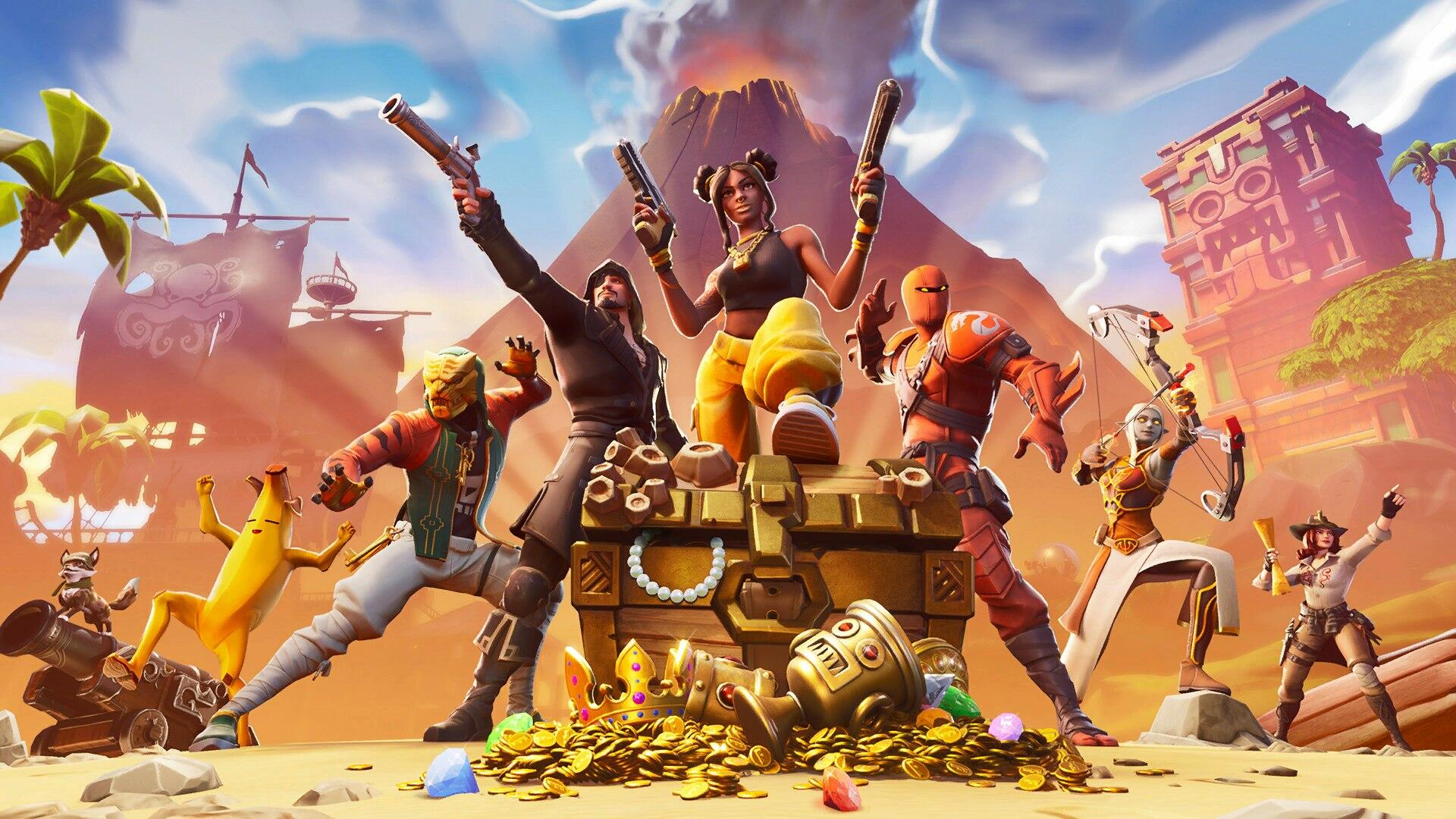 Fortnite Season 8 Brings With a Simplified Version of the Apex Legends Ping System