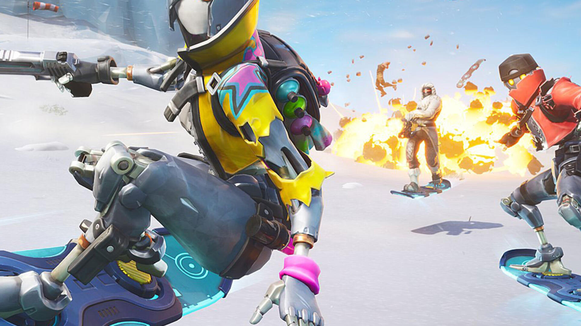 Fortnite Week 5 Challenges - How to Complete All Season 8, Week 5 Battle Pass Challenges