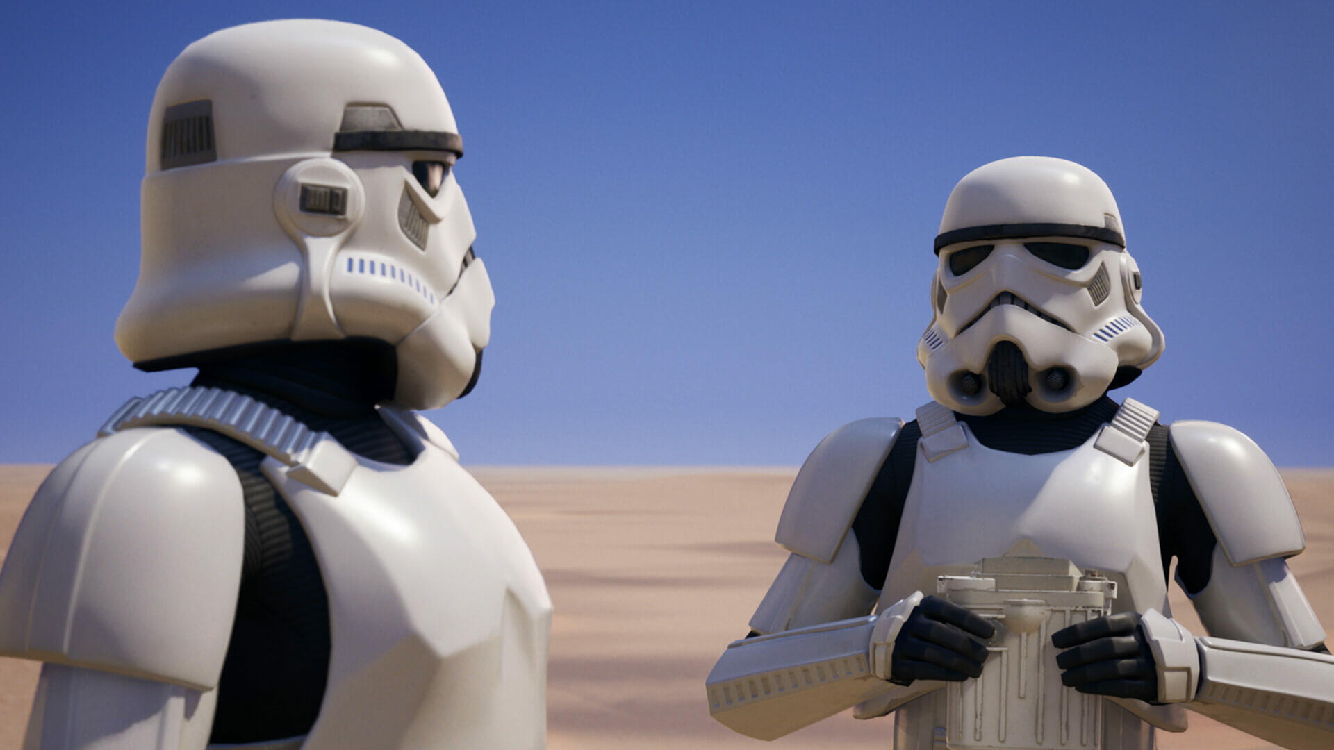 Fortnite's New Stormtrooper Skin Lets Everyone Know You Have Bad Aim