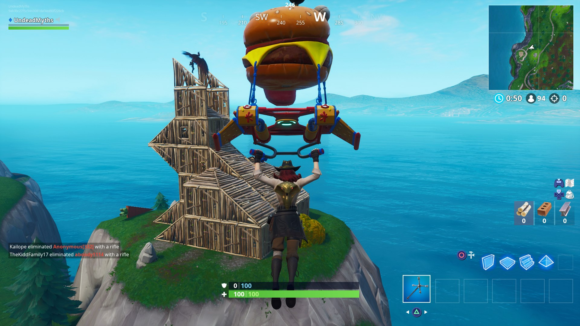 Fortnite Wooden Rabbit Stone Pig Metal Llama Locations How To