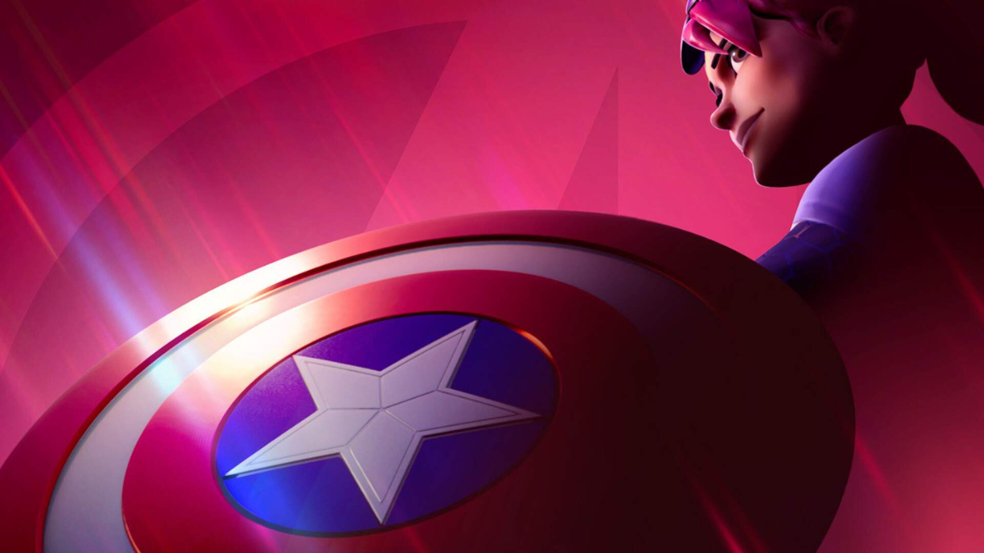 Fortnite's Teasing an Avengers: Endgame Crossover With Captain America