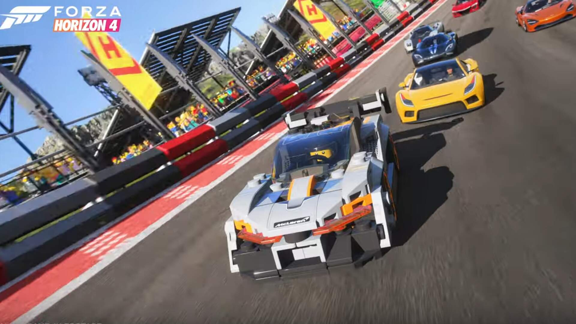 Everything is Awesome With Forza Horizon 4's New Lego Expansion