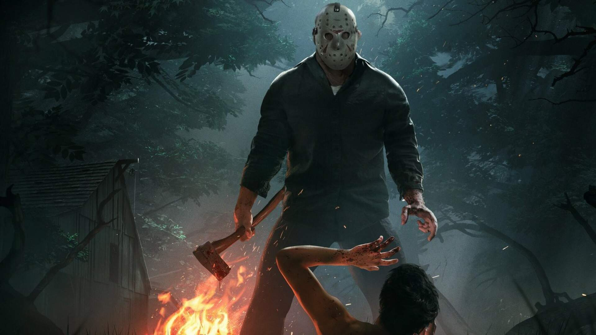 Cult Favorite Multiplayer Horror Game, Friday the 13th, is Making Its Way to Switch