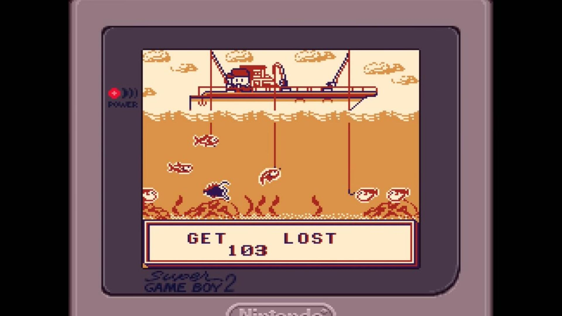 You Can Catch Fish With the Game Boy's Weirdest Accessory
