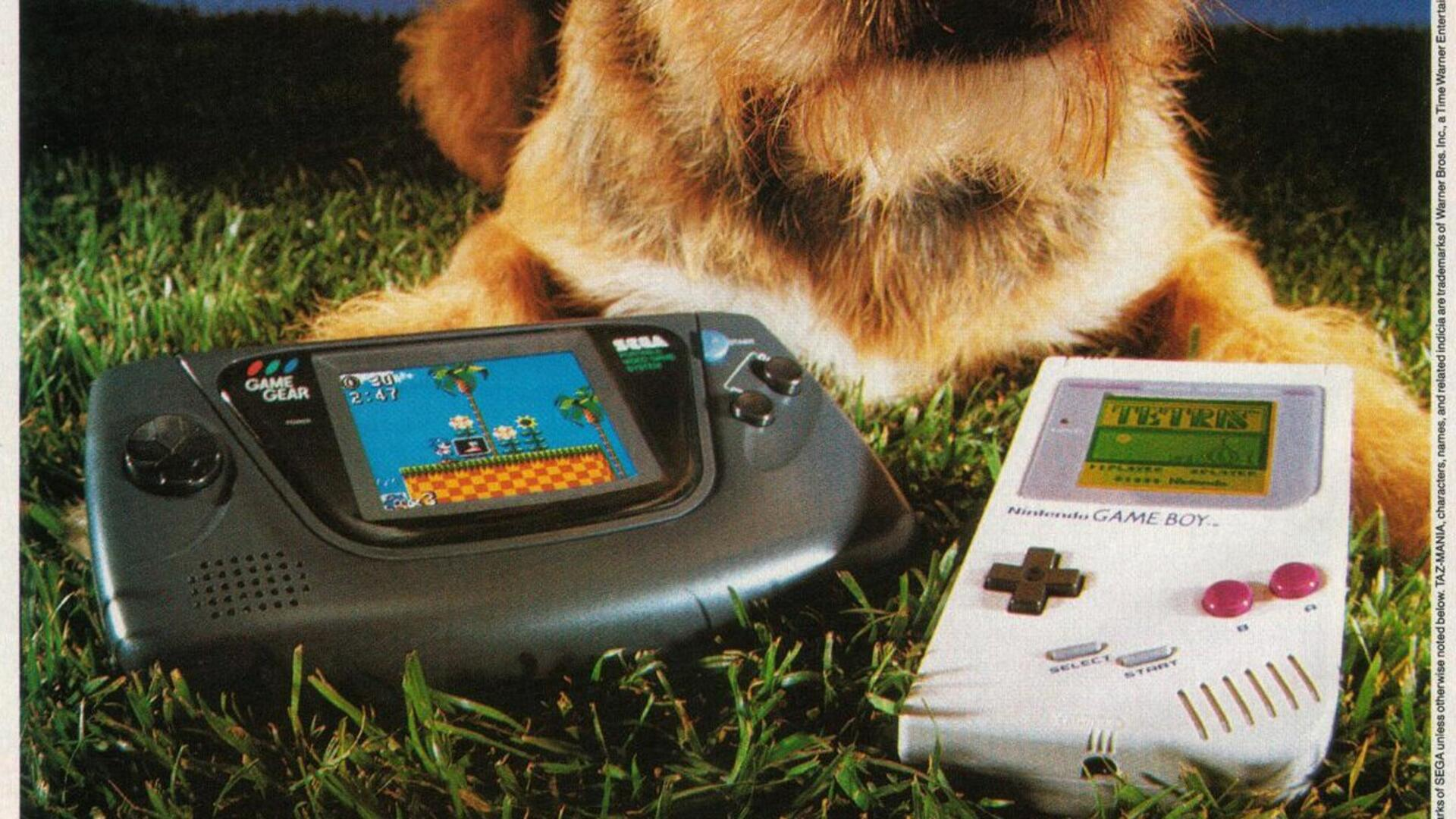 Sega's Failed Attempts to Mock the Game Boy are Still Funny 30 Years Later