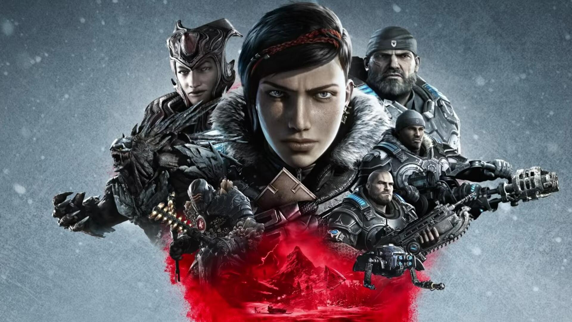 All the Gears 5 Release Date and Beta Info We Know | USgamer