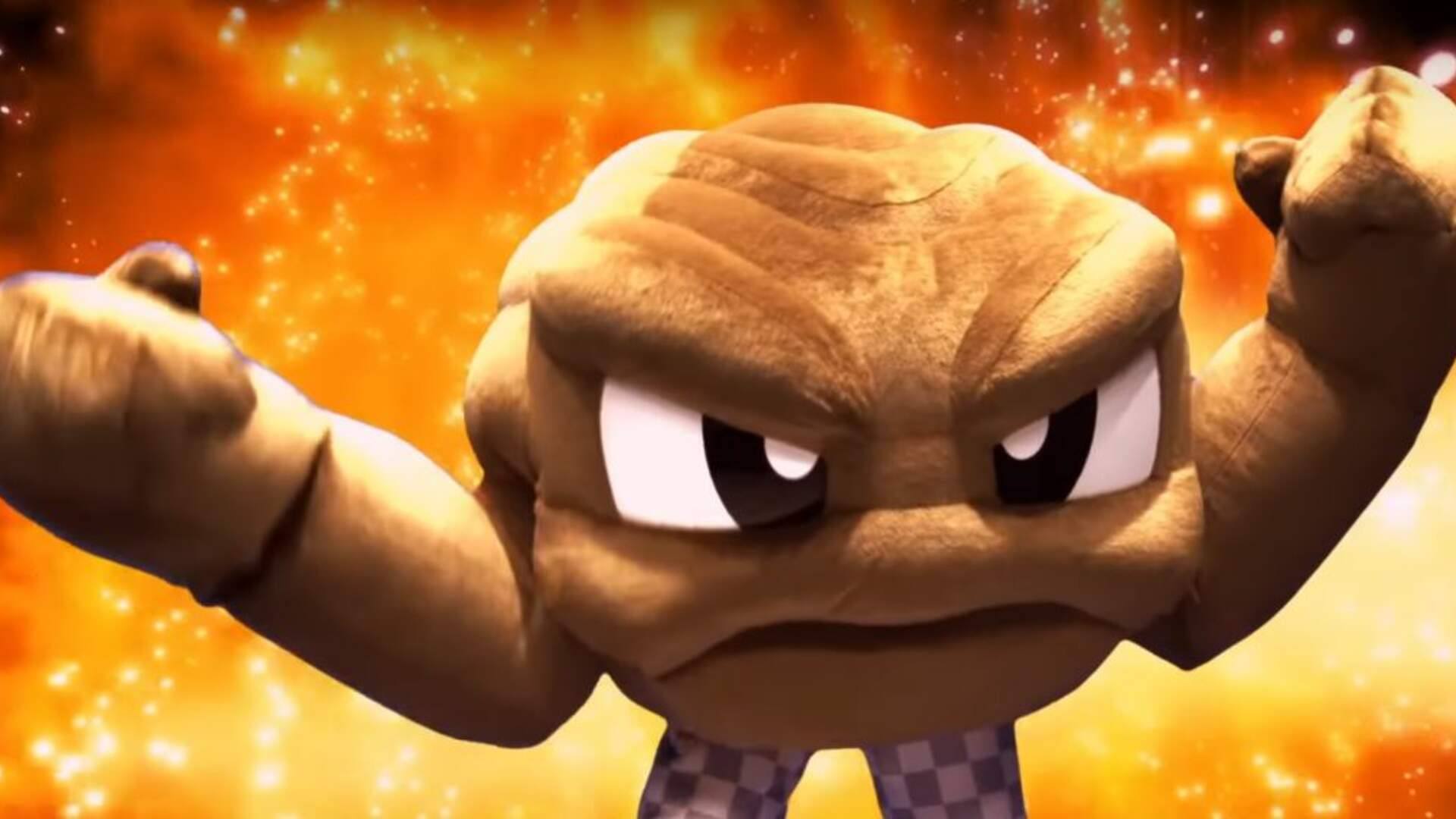 Geodude Evolved into the Mascot of Japan's Iwate Prefecture