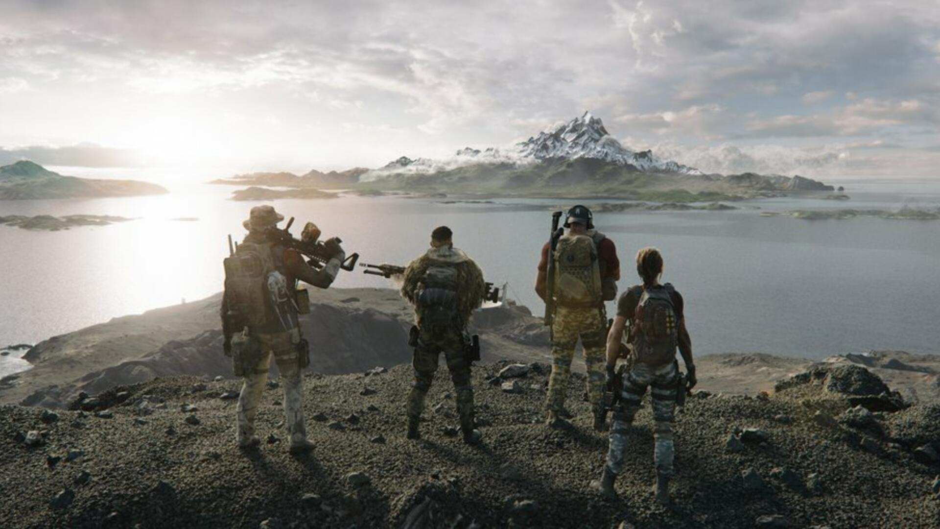 For All You Loners Out There, Ghost Recon Breakpoint Will