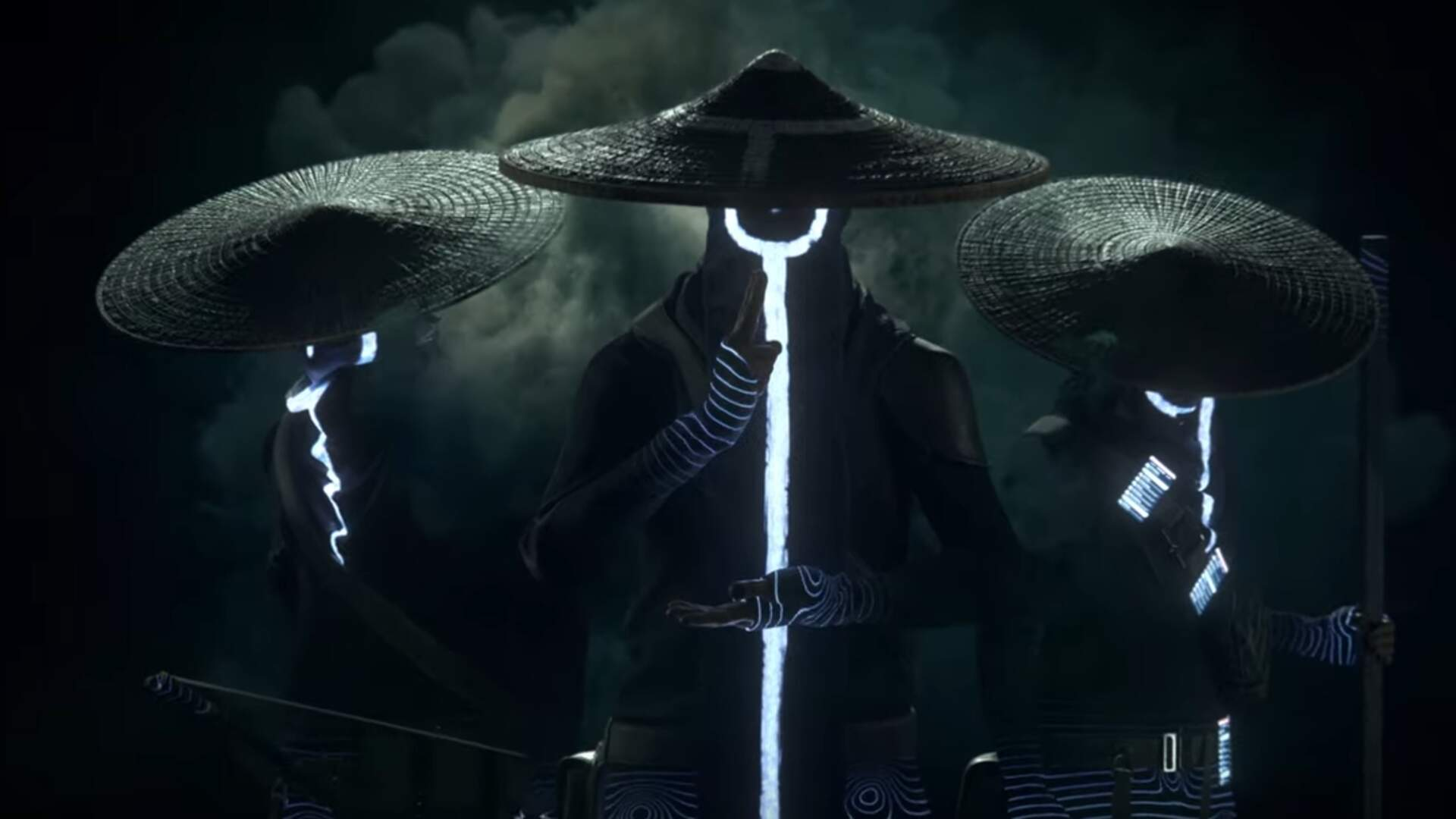 GhostWire: Tokyo is a Supernatural Occult Game from Shinji Mikami