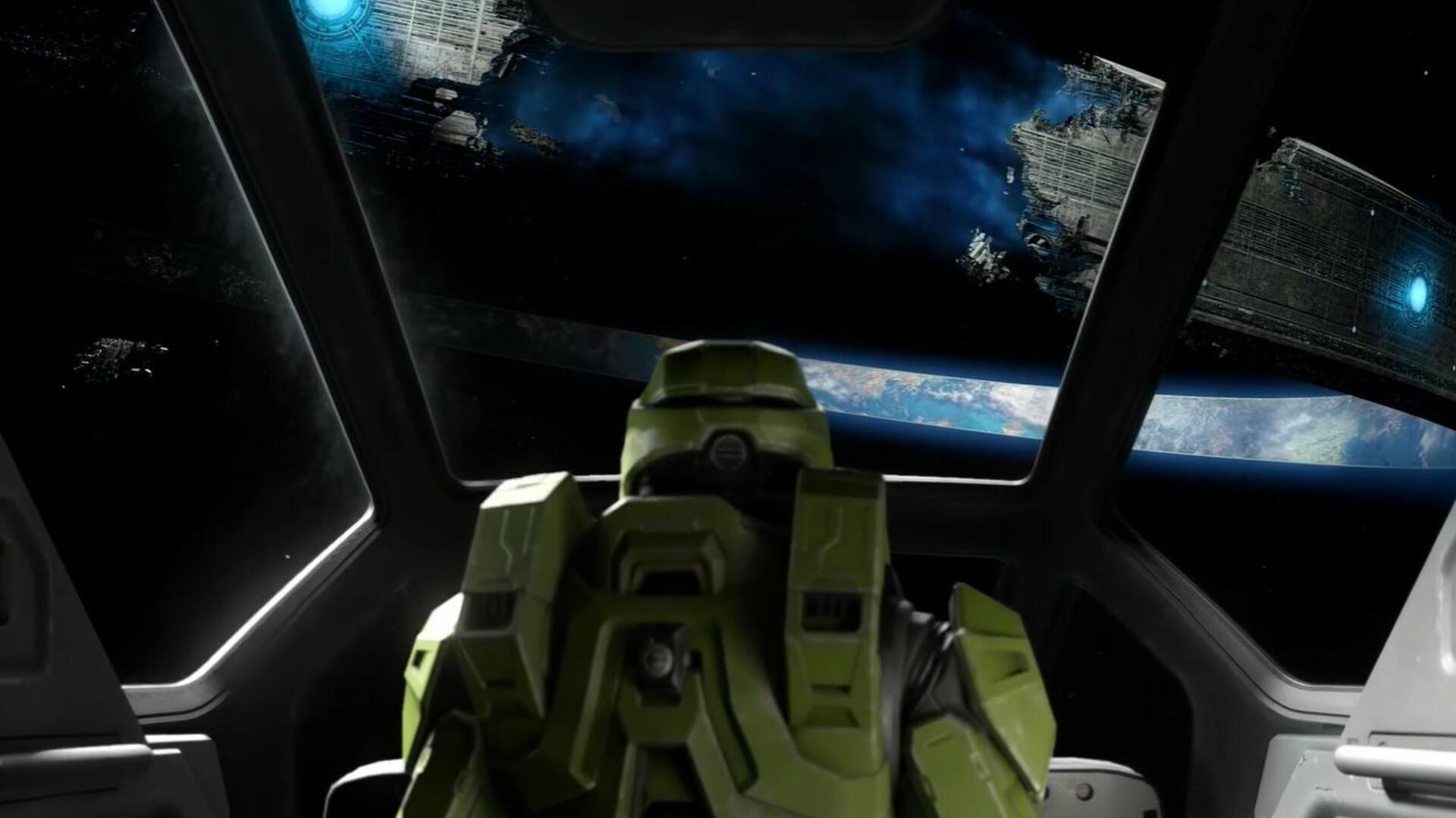 Hidden QR Code In Halo Infinite E3 Trailer Finally Found By Fan