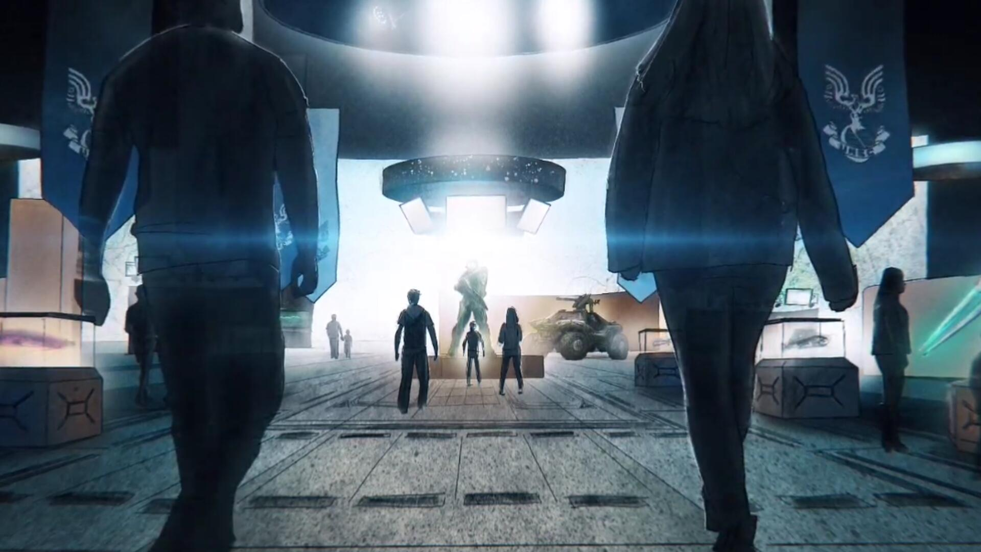 Master Chief is Going On Tour With the Halo: Outpost Discovery Fan Event