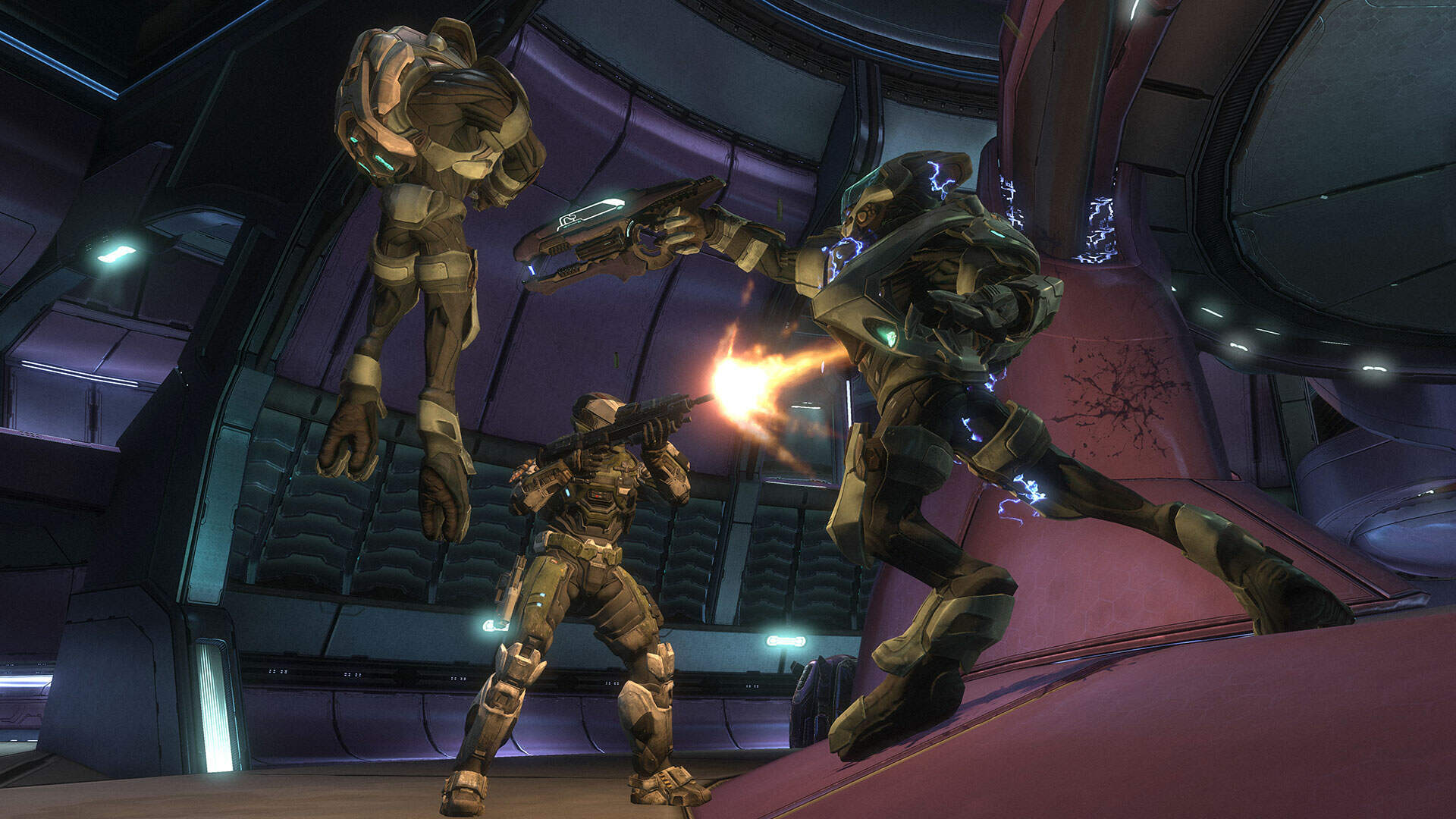 Halo The Master Chief Collection Getting 4k Halo Reach And