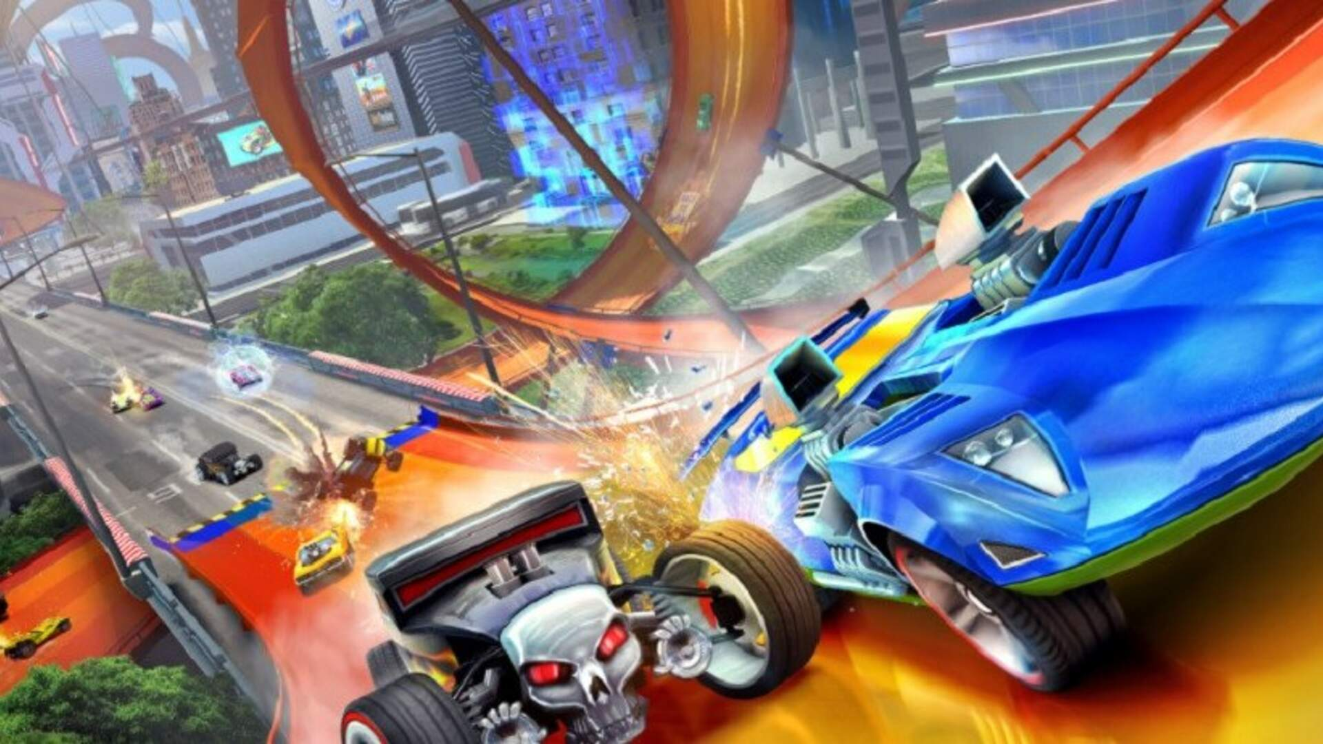 Mattel Has an Intriguing Approach to Loot Boxes in Hot Wheels Infinite Loop
