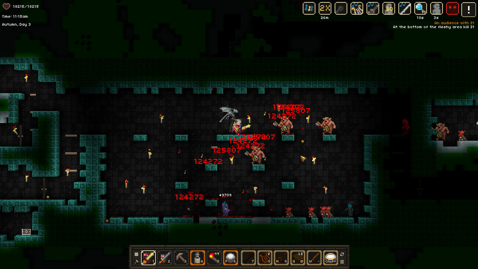 Diablo Co-Creator's New Game is Diablo Meets Terraria and It's Out Now