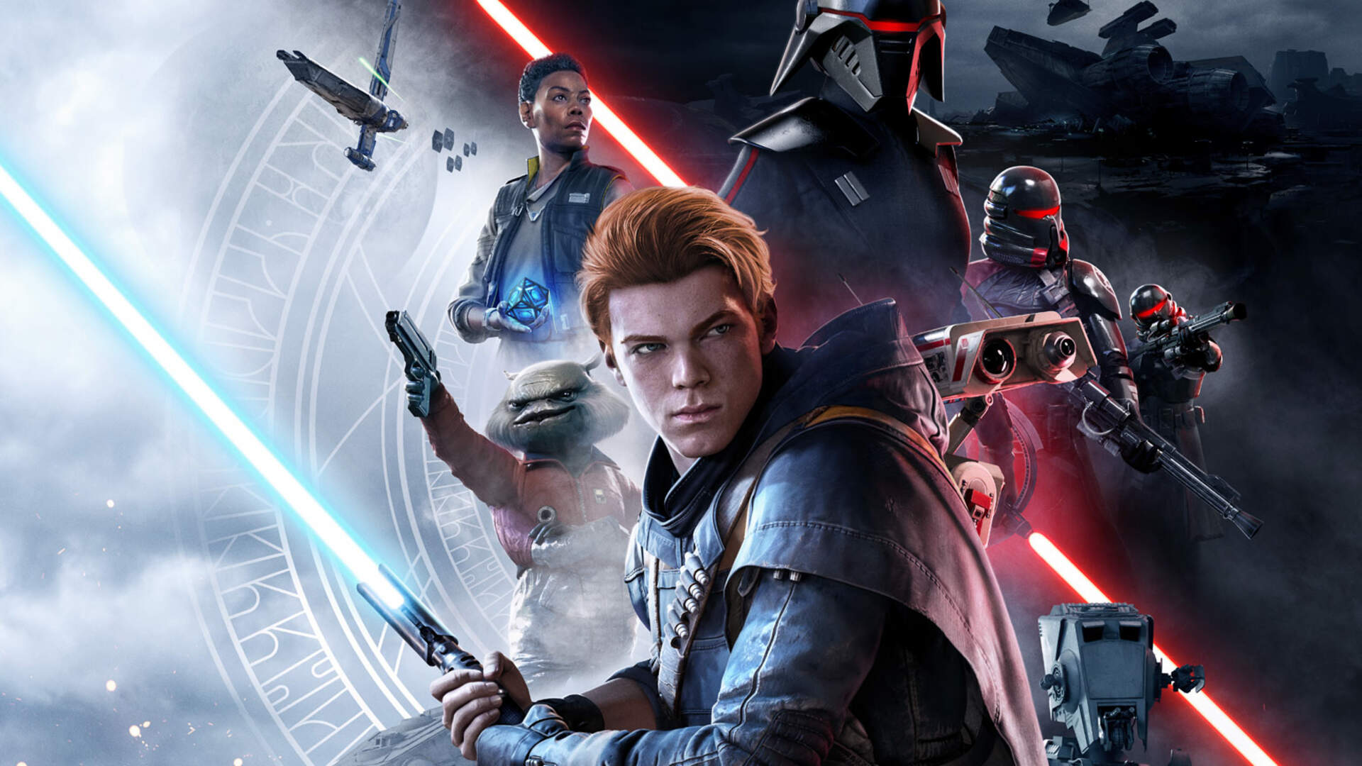 Star Wars Jedi: Fallen Order Demo Showcases AT-AT Vehicle Sequence
