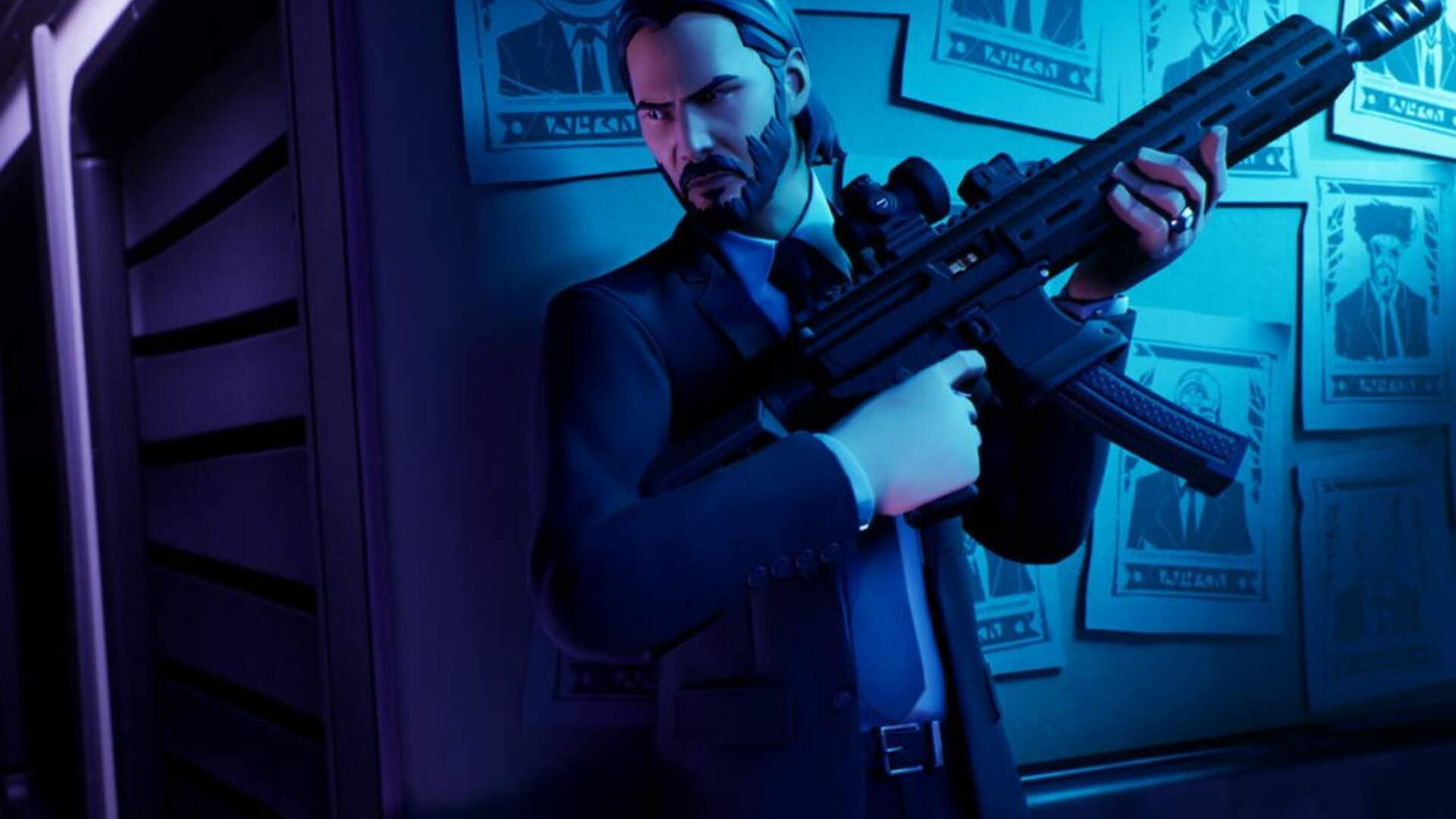 Fortnite's New LTM Lets You Be The Real John Wick