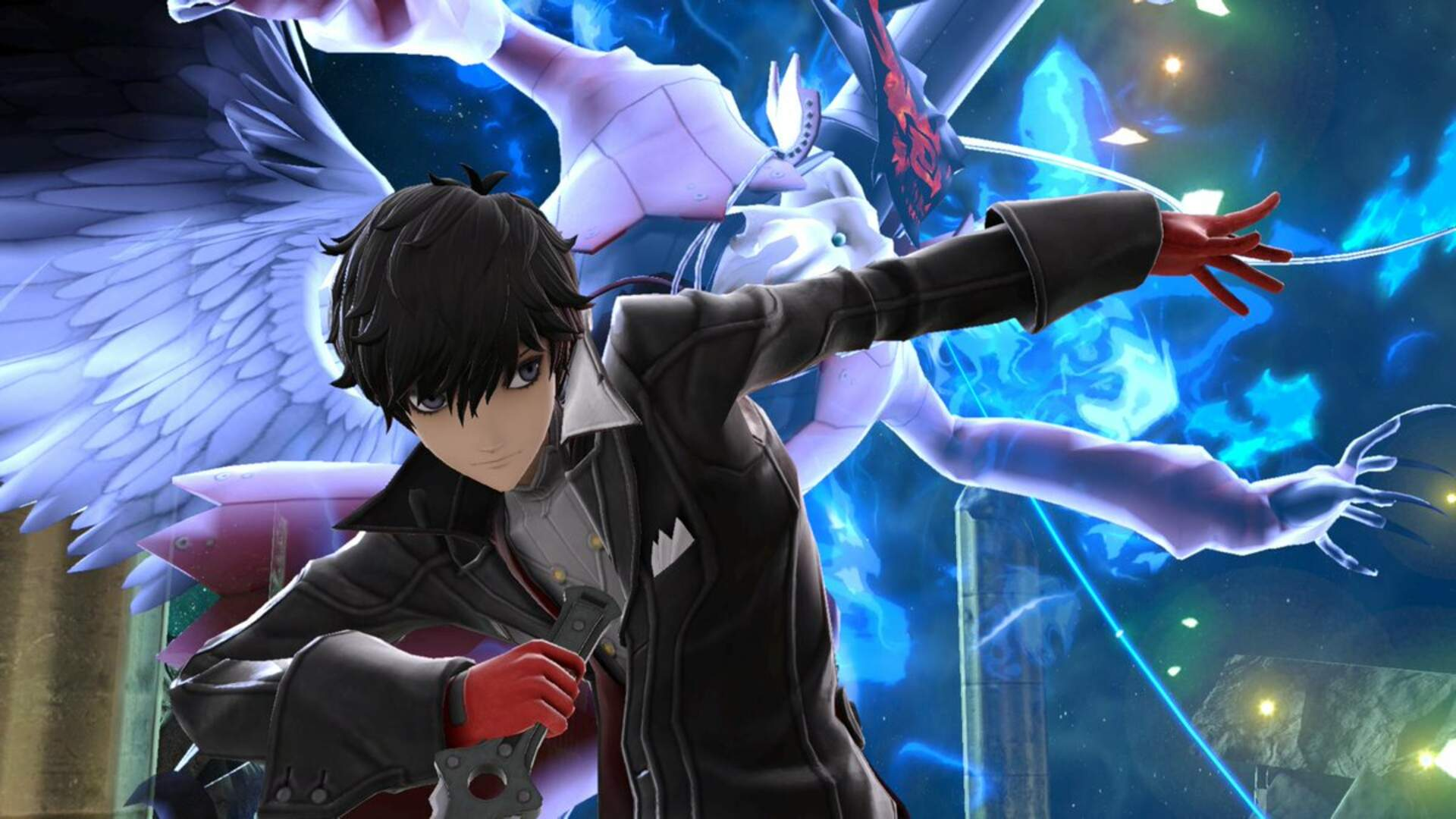 Joker From Persona 5 Steals Hearts in Super Smash Bros. Ultimate Tomorrow Along With a Big 3.0 Update