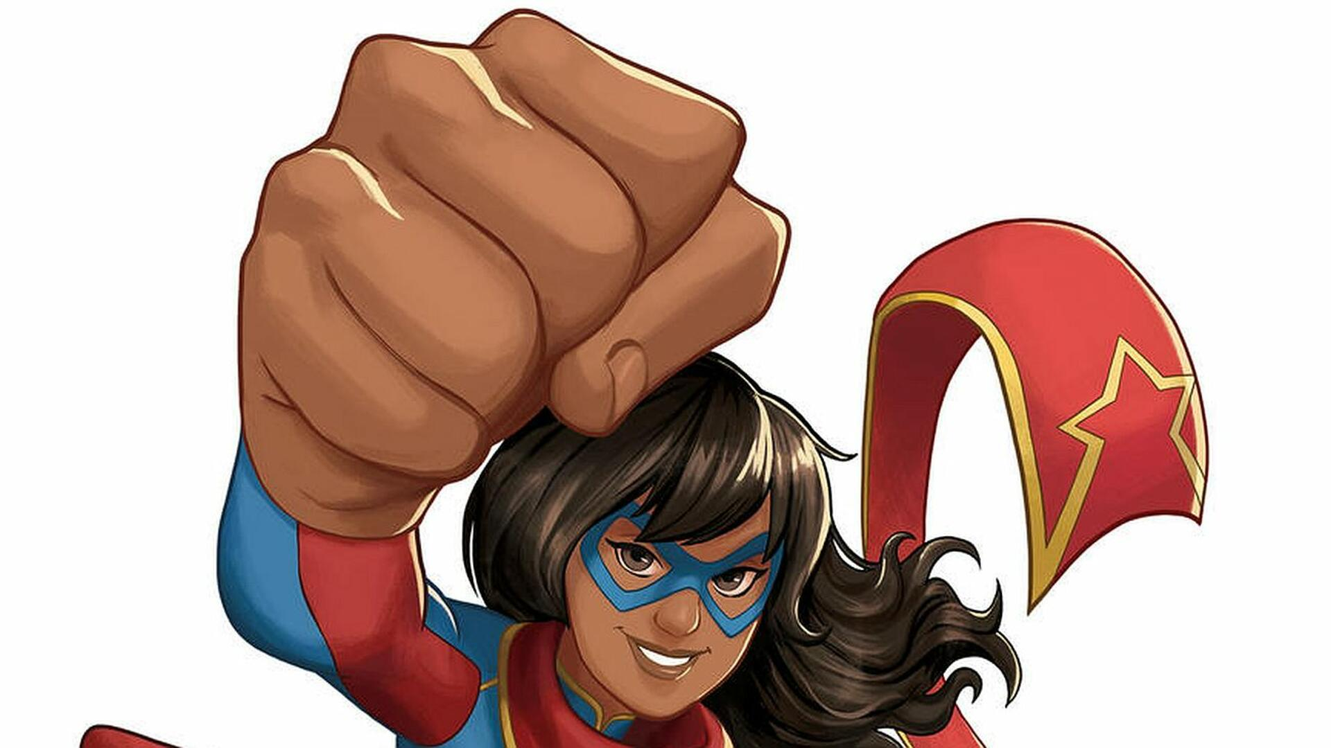 Yes, That Is Kamala Khan in Marvel's Avengers, Square Enix Confirms