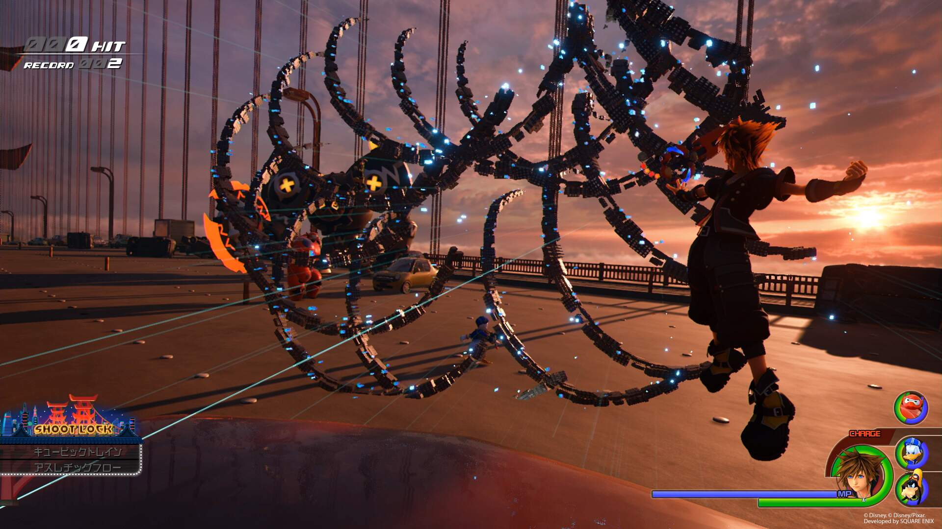 "Kingdom Hearts 3 Co-Director Says Critical Mode Is ""Coming Soon"""