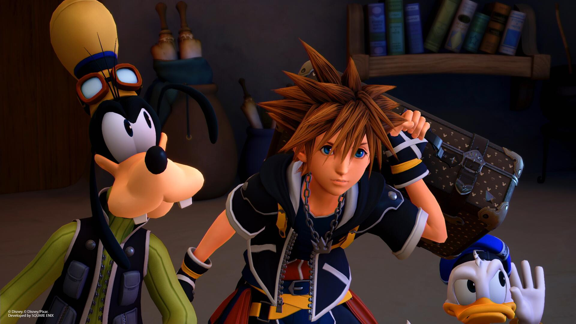 Haley Joel Osment on Growing up in Kingdom Hearts