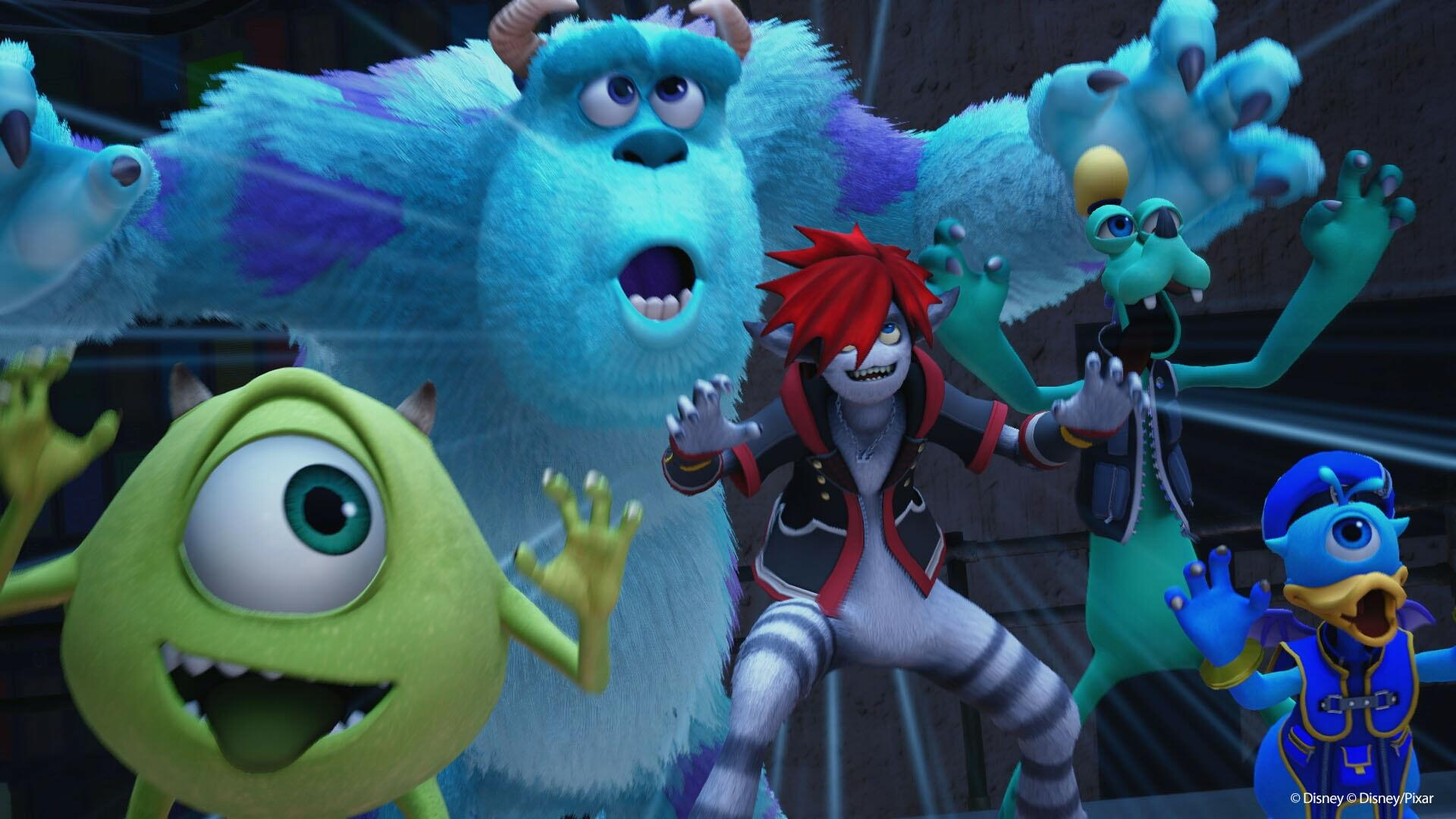 Kingdom Hearts 3's Re:Mind DLC Will Have New Difficulty Options