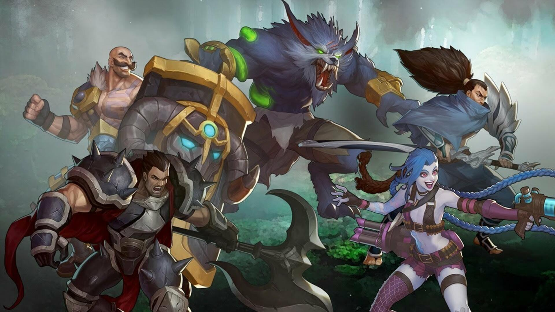 Report: Riot Games Working With Tencent To Develop Mobile League of Legends